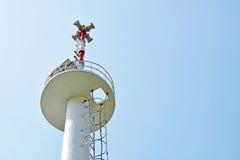 Torre de la sirena Imágenes de archivo libres de regalías
