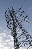 Torre de la tangente sobre el cielo Fotos de archivo