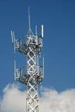 Torre de la telecomunicación Imagen de archivo libre de regalías