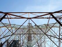 Torre de la telecomunicación Fotos de archivo libres de regalías