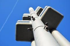 Torre de Zizkov´s de la telecomunicación, Praga imagen de archivo