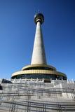 Torre de la televisión Imagen de archivo libre de regalías