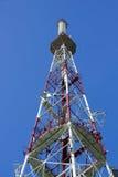 Torre de la televisión de Digitaces Imagen de archivo