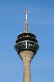 Torre de la televisión en Düsseldorf Imagen de archivo libre de regalías