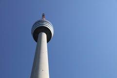 Torre de la televisión en Stuttgart Fotografía de archivo