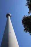 Torre de la televisión en Stuttgart Imagen de archivo