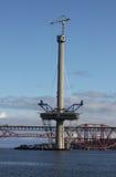 Torre de la travesía de Queensferry Imagenes de archivo