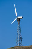 Torre de la turbina de viento Imagen de archivo