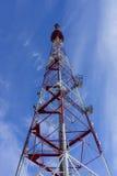 Torre de la TV Fotografía de archivo