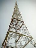 Torre de la TV Imagen de archivo libre de regalías