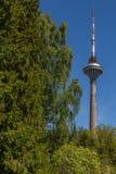 Torre de la TV en Tallinn Foto de archivo