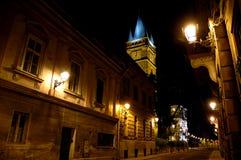 Torre de la yegua de Stefan Cel Foto de archivo libre de regalías