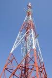 Torre de las comunicaciones 02 Fotos de archivo libres de regalías