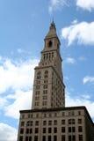 Torre de las hojas de ruta (traveler) imagenes de archivo