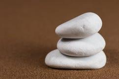 Torre de las piedras blancas Fotos de archivo
