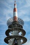 Torre de las radiocomunicaciones Foto de archivo