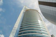 Torre de las telecomunicaciones en Montevideo Fotografía de archivo libre de regalías
