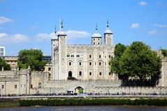 Torre de Londres Imagens de Stock Royalty Free