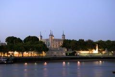 Torre de Londres Imágenes de archivo libres de regalías