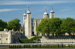 Torre de Londres Fotografía de archivo
