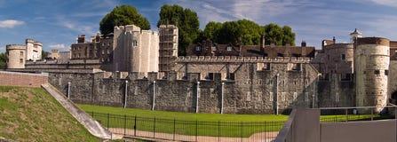 Torre de Londres imagens de stock