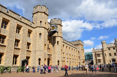 Torre de Londres Fotografia de Stock