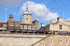 Torre de Londres Fotos de archivo