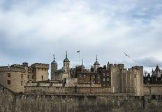 Torre de Londres Foto de archivo libre de regalías