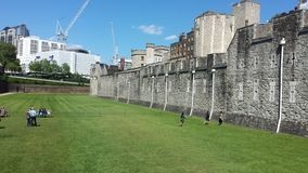 Torre de Londres, Inglaterra Foto de archivo