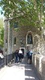Torre de Londres, Inglaterra Fotos de archivo libres de regalías