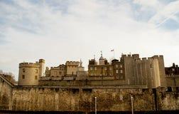 Torre de Londres, Inglaterra Foto de archivo libre de regalías