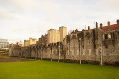 Torre de Londres, Inglaterra Fotos de archivo
