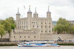 Torre de Londres para Kohinoor foto de archivo libre de regalías