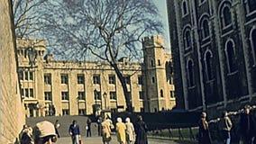 Torre de Londres vídeos de arquivo