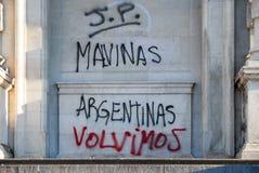 Torre de los Ingleses - Buenos Aires, Argentina Royalty Free Stock Photos
