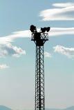 Torre de luzes Foto de Stock