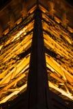 Torre de luzes de Godlen foto de stock royalty free