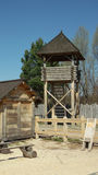 Torre de madeira Imagem de Stock