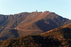 Torre de Madeloc no francês Catalonia Fotos de Stock