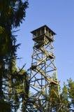 Torre de madera Imagen de archivo
