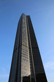 Torre de Maine-Montparnasse parís Imagen de archivo libre de regalías