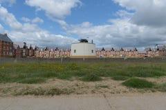 Torre de Martello en Felixstowe Fotos de archivo
