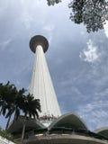 Torre de Menara Fotografia de Stock