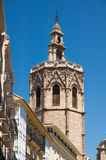 Torre de Micalet Foto de archivo libre de regalías