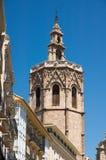 Torre de Micalet Foto de Stock Royalty Free