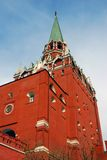 Torre de Moscovo Kremlin Imagem de Stock