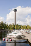 Torre de Näsinneula Foto de Stock Royalty Free