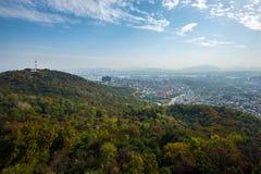 Torre de N Seoul Fotografia de Stock