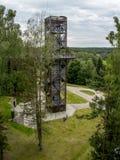 Torre de observação Foto de Stock