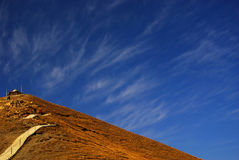 Torre de observación Fotografía de archivo libre de regalías